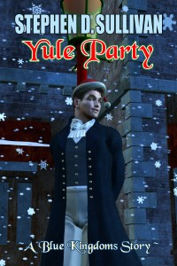 Has Brion Wilde got a party for you!