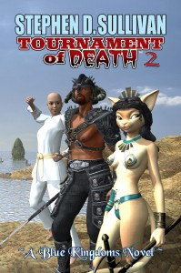 Yan, Uldred, and Melody Kitt welcome you to the 2nd Tournament of Death.
