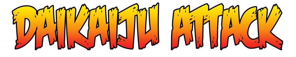 DAIKAIJU ATTACK logo FULL SIZE