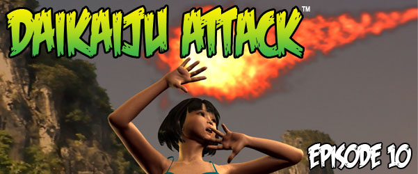 Daikaiju Attack EPISODE 10