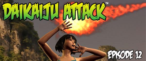 Daikaiju Attack EPISODE 12